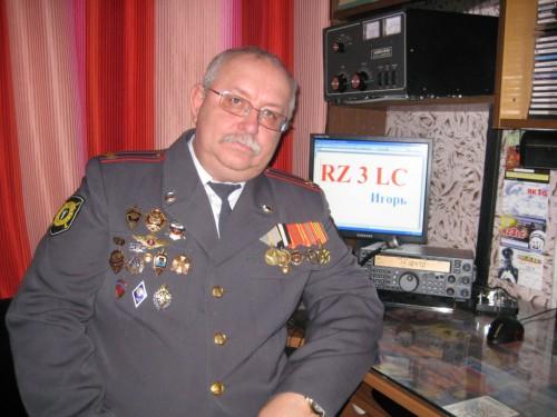 Игорь Попов. Любимый дед и лучший наставник
