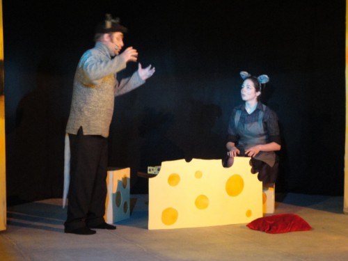 На сцене Драматического 1