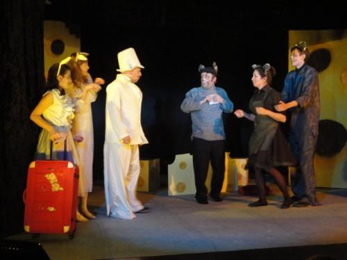 На сцене Драматического 2