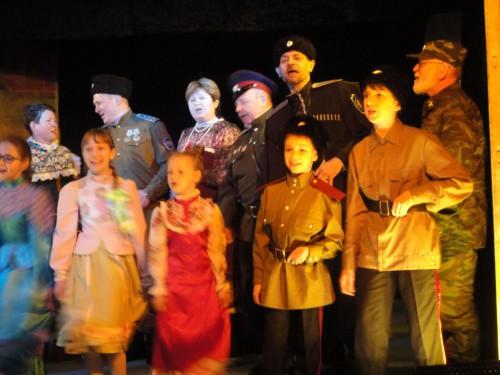 На сцене Драматического 3