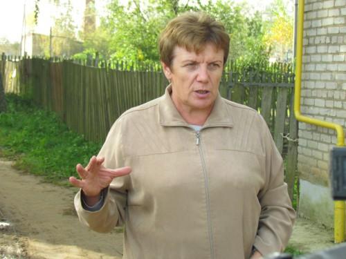 Антонина Самуйлова