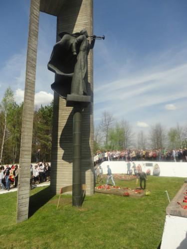 День Победы в Карманово