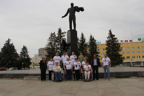 В Брест - через Гагарин