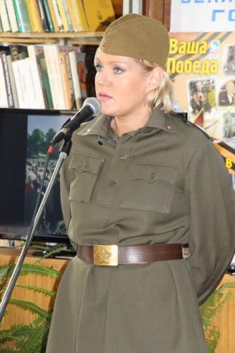 Я ушла из детства в эшелон пехоты