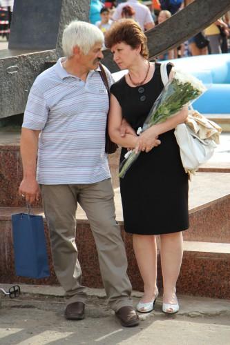 Александр и Галина Потловы