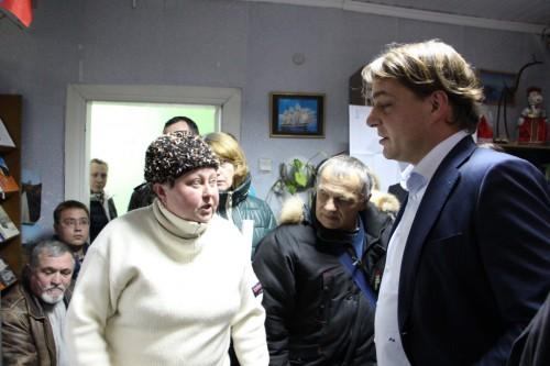 Урбанизация деревни Черногубцево
