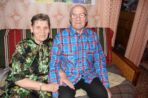 Анна и Борис Шварцберги