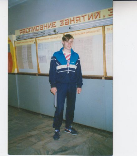 Олег Лекомцев