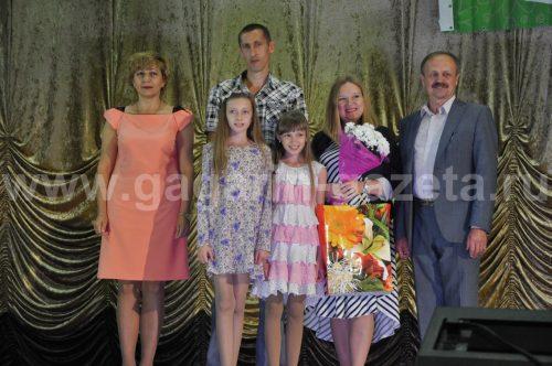 семья Чубаревых