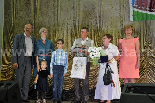семья Пивневых