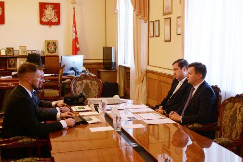 Сбербанк предоставит кредит на строительство в регионе фабрики шампиньонов