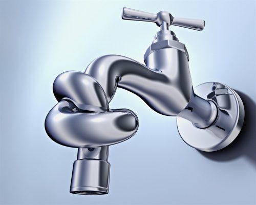 Отключение холодного водоснабжения